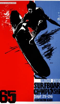 US Surfboard Championship 1965